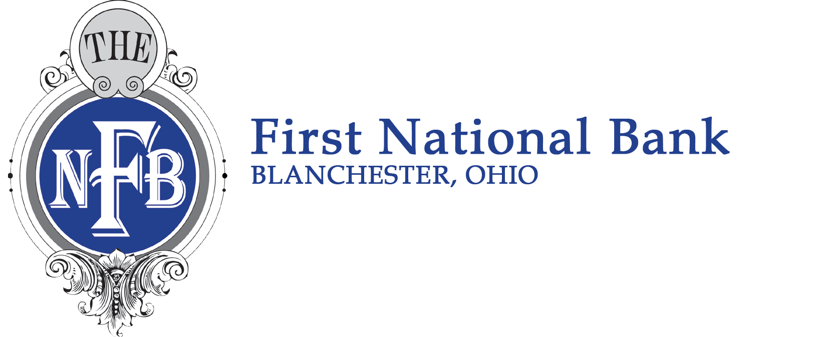 First National Bank of Blanchester Mobile Logo